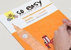 Κέντρα Ξένων Γλωσσών So easy