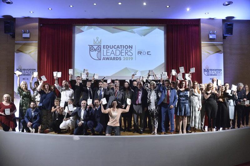 Education Leader Awards 2019